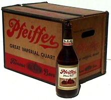 Pfeiffer Beer